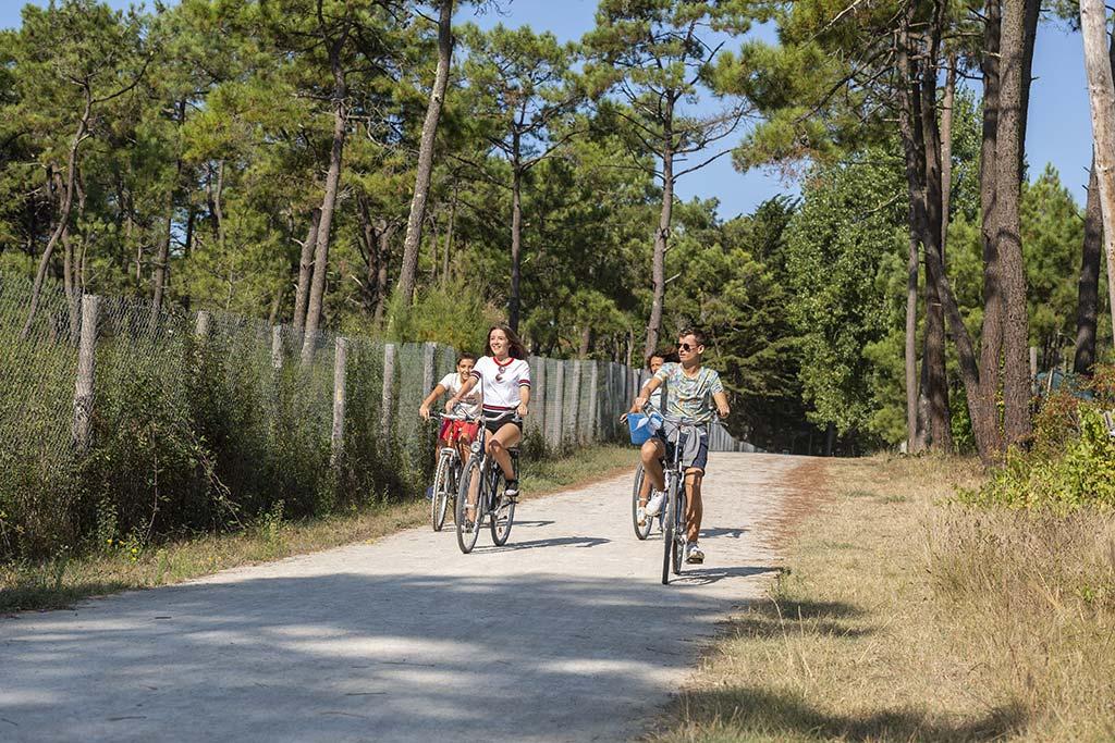 pistes cyclables La-Tranche-sur-Mer
