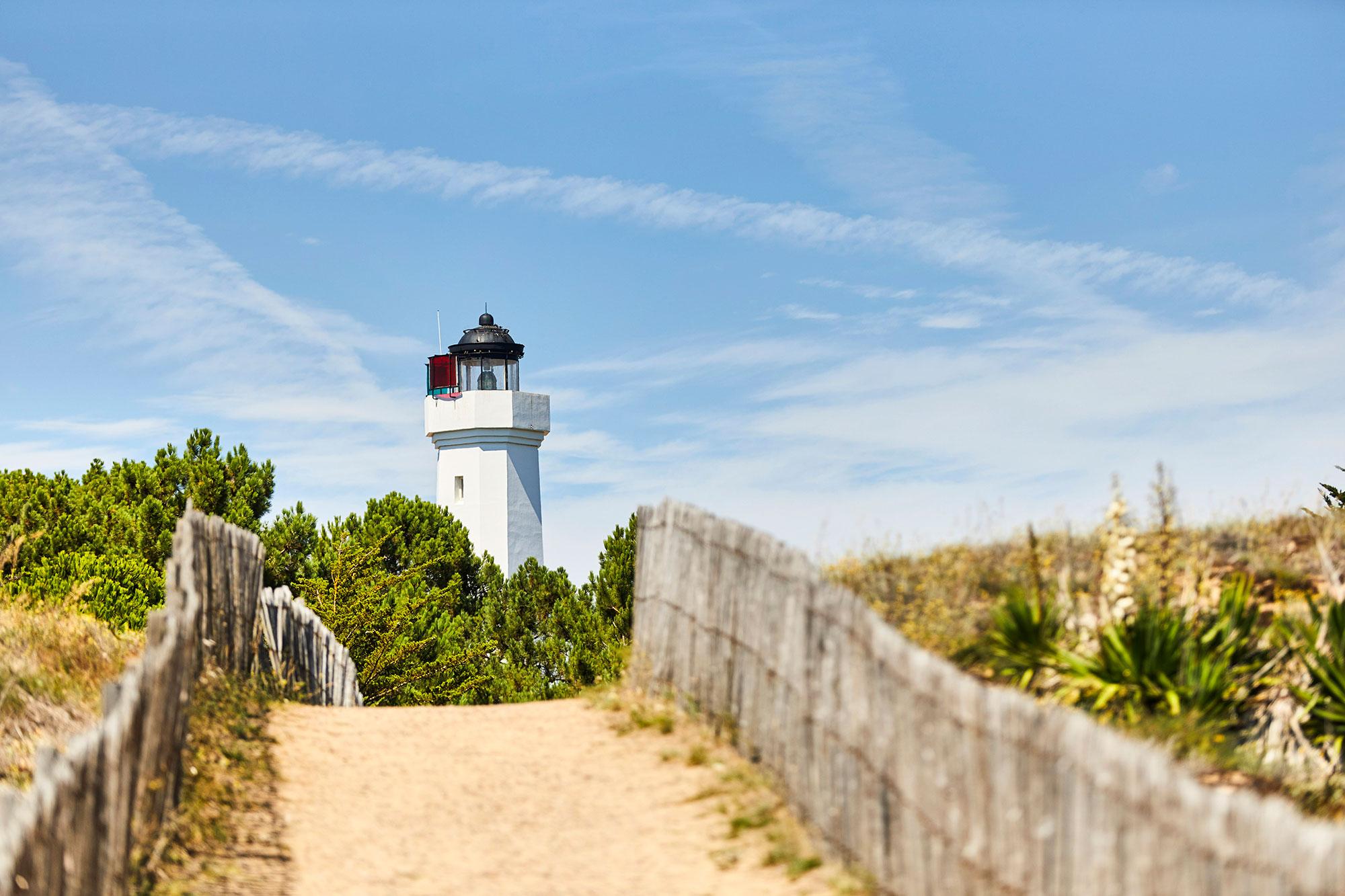 phare La-Tranche-sur-Mer