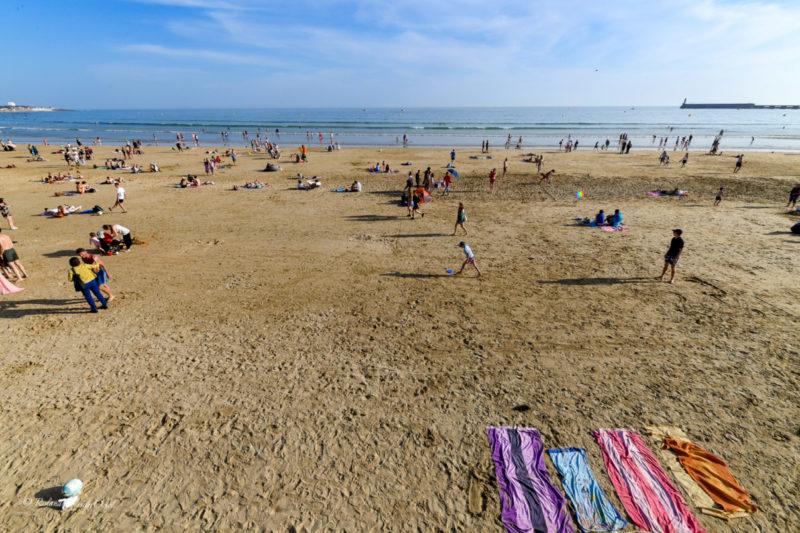 plage Les Sables d'Olonne