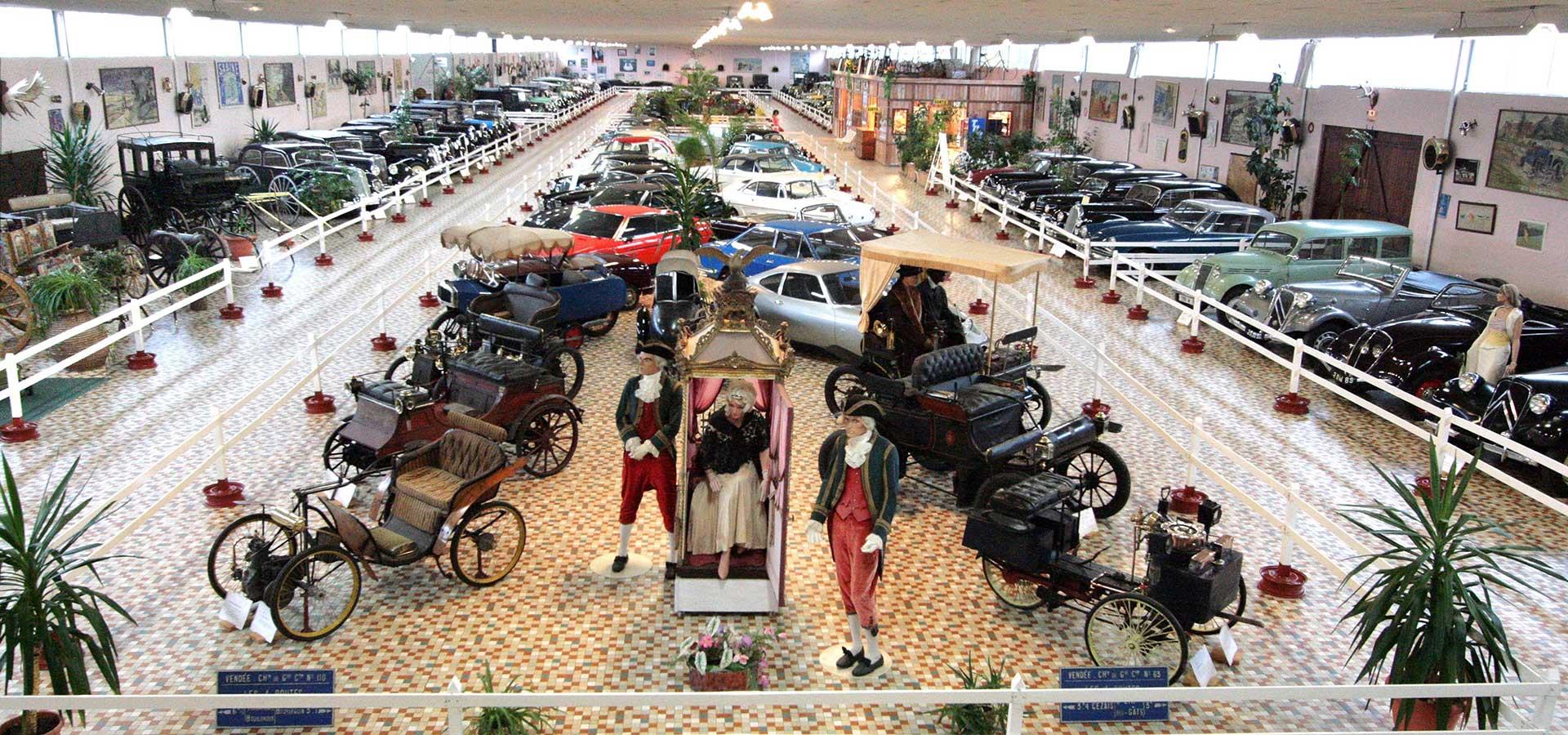 camping proche musée automobile de vendée