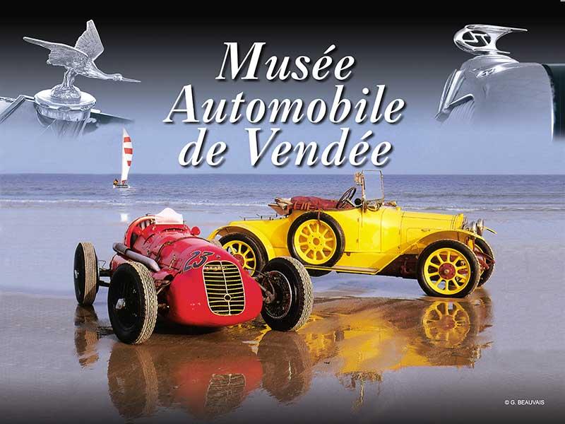 musée automobile talmont st hilaire