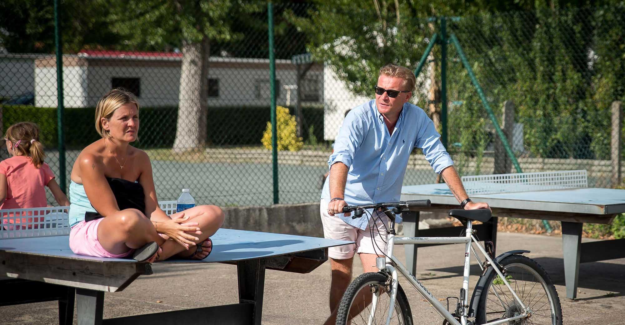 activité ping-pong