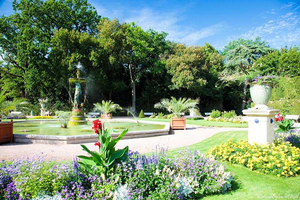 Le Jardin Dumaine Lucon